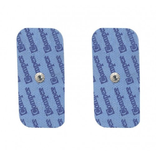 ELECTRODES COMPEX RECTANGLES 1 POINT