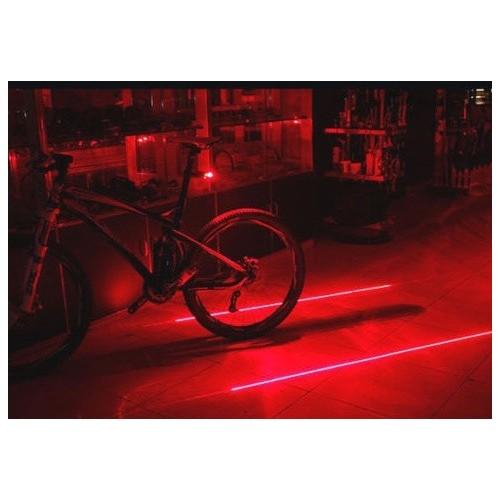 Eclairage arrière laser et led