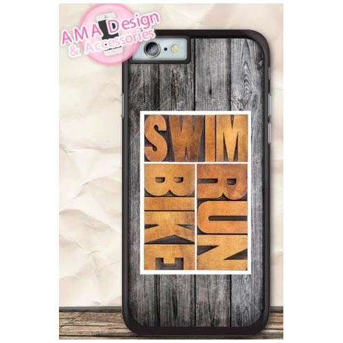 Coque Smartphone Swim-Bike-Run