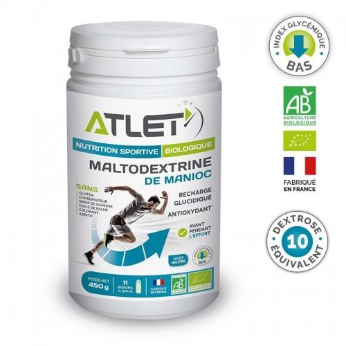Maltodextrine de Manioc bio Atlet