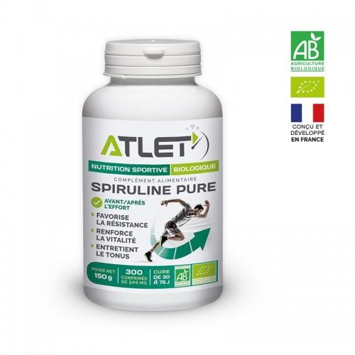 Spiruline Bio Atlet
