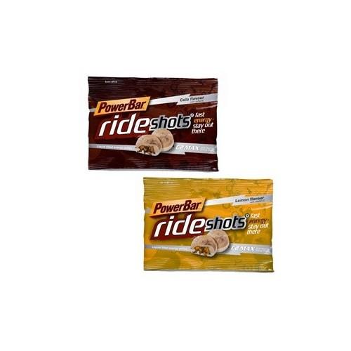 5 paquets Bonbons gomme RIDE SHOTS cola