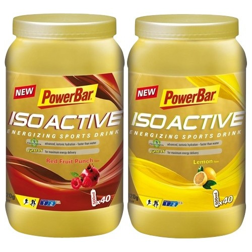 Boisson ISOACTIVE Powerbar